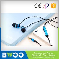 Price Cutting Good Quality Braided Cable Headphone