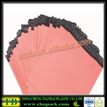 Hot sale!!! pink poly shipping bags mailing plastic envelopes