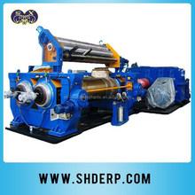 Open two roll mill machine
