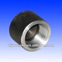 alibaba website asme b 16.9 female threaded large steel pipe end caps