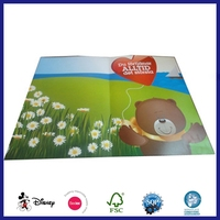 A1 Size Glitter Paper Printing Poster Educational Poster Design