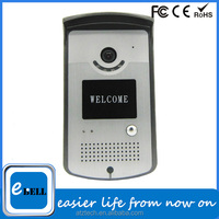 atz new product internet ip intercome video doorbell with night vision ir 3m