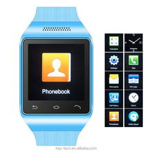 Wrist Consumer Electronics Android 4.4 Watch 3G CDMA/GSM GPS Casual Smart Watch Phone