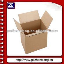 la logística de envases de cartón corrugado de cartón de huevo