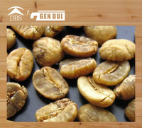 Natural hot sales Raw coffee beans