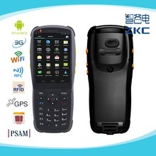 Portable Data terminal with 1D barcode scanner and WIFI/3G/Bluetooth