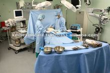 Dowoo disposable surgical gown