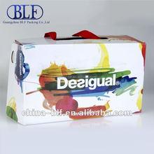 (BLF-PBO010)Paper shoe box