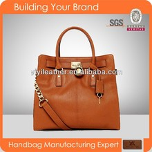 MIKO-01 Saffiano Leather Hand Bags Guangzhou Handbag Seller Female Bag Manufacturer