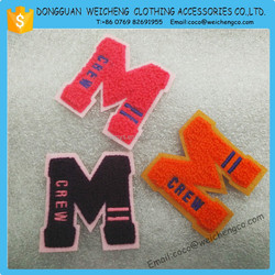 new design embroidered badges for kids cloth/cat/shoes