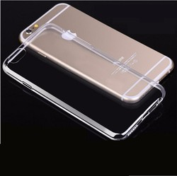 Mobile Phone Shell PC TPU Clear Transparent Mobile Cell Phone case Cover For Iphone 6