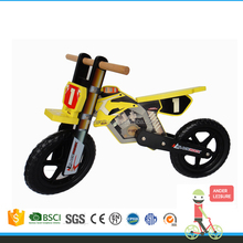 "Wooden Bike 12"" Horse 2/Ride Horse/Balance Scooter/Baby Toy/Bicycle"