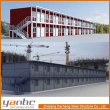Prefabricated Modular Steel Structure House/Home 20'/40' Modular Containers On Sale