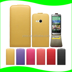 For HTC M8 Mini For HTC One Mini 2 Flip Cover Pouch Wallet Leather Case