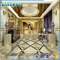 glazed porcelain tile foshan floor tile manufacturer