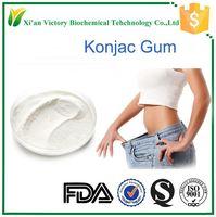 Jelly raw material konjac glucomannan powder