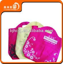 2015 new design eco-friendly fashion nylon folding bag