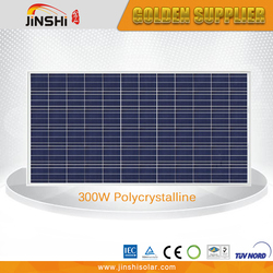IEC TUV CE CEC ISO Certificated 300w PV Polycrystalline Sunpower Solar Panels Prices