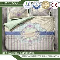 Popular 3D Bedding Sets Queen Size 4Pcs of Duvet Cover Bed Sheet Pillowcase