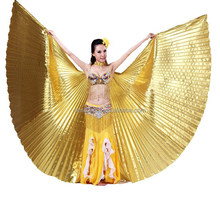BestDance Belly Dacne Performance Isis Wings with two sticks