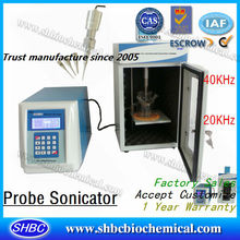 Mini High-Efficiency Slush Machine, Factory-sale Laboratory Ultrasonic Probe Sonicator, Ultrasonic Homogenzier