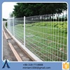 Anping Baochuan Direct Sale Convenient Easy Install Woven Style Wire Mesh Fence