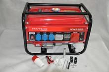 2KW 5.5HP 220 Volt Generator Small DC Generator Industrial Generators Prices