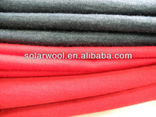 100% Merino wool 18.5MIC interlock fabric