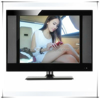 Hot sales!cheapest 15inch LED LCD TV with USB