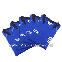 custom high quality sublimated soccer uniform for game