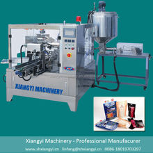 Automatic Pouch Filling and Sealing Machine for Powder
