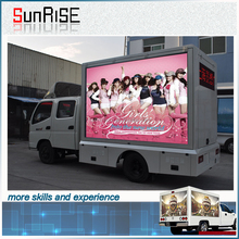 alibaba express truck mobile advertising led display outdoor led display Outdoor Video Led Screen