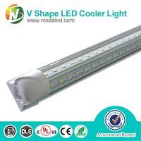 High efficiency 12v led rigid tube light for freezer lighting