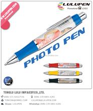 lovely Photo Pen Plastic Photo PaPer Pen