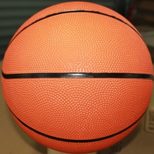 Top quality Best-Selling cheap small no logo rubber basketball