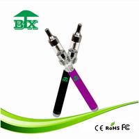 Ego electronic cigarette glass globe max oil vaporizer starter kit