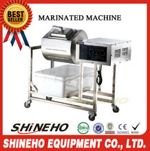 food marinator machine/ meat marinator computer panel