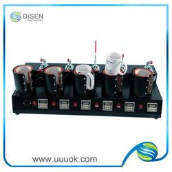 Combo heat press machine mug machinery printing c