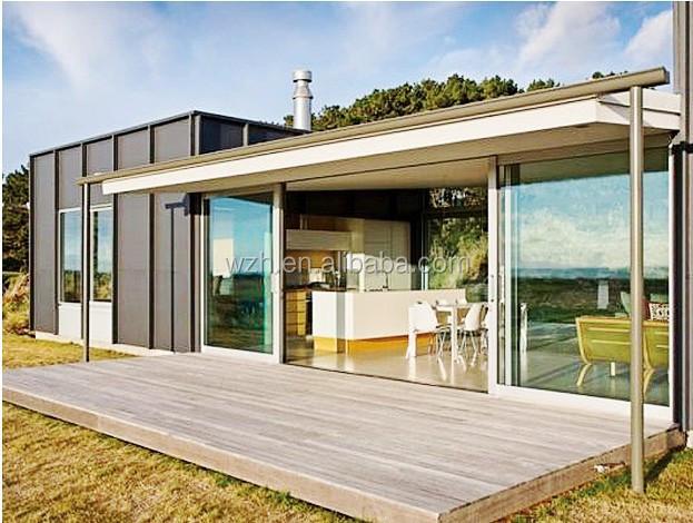 Economic villa modular house prefab home prefabricated house luxury container house buy - Mobil home economicos ...