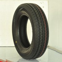 Chinese famous brand tyre Permanent brand name 145/70R12 with white sidewall