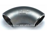 Stainless Steel 90 Deg Reducer Elbow