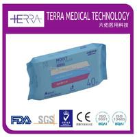 [Dermatologically Testet] Special tailored bathroom Flushabld Hygiene Moist Toilet Paper/Wet Wipes/Tissue