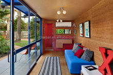 modular 20ft living container homes/ low cost prefab house/ portable house prices