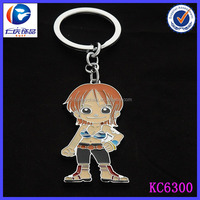 alibaba newest plush monkey key chain for promotion