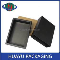 High quality cell phone case paper packaging box ,cell phone charging box