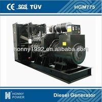 700KVA Googol 60Hz diesel generator set, HGM775, 1800RPM
