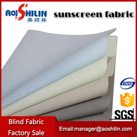 hot selling high level new design home blinds farbic