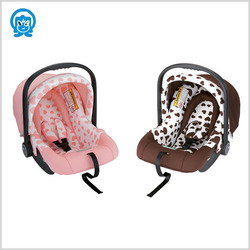 Licensed baby car seat parts, New Design Car Seat for 0-12 years old