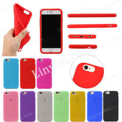 Best Selling Soft Silicone Case for iPhone 6S, For iPhone 6S Silicone Case