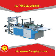 TBE model plastic carry bag making machine manufacturer